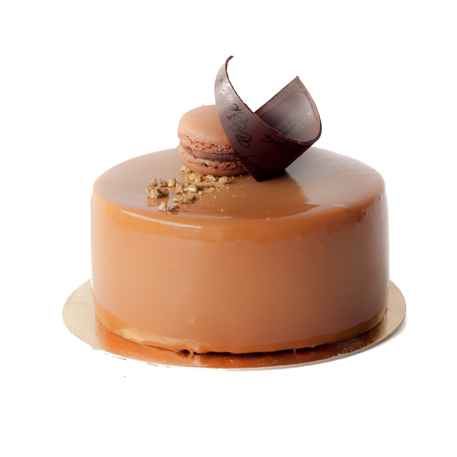 Mango Chocolat - 70% dark chocolate mousse, mango confit, passionfruit and mango curd, chocolate sponge and hazelnut crunch.Liqour FreeAvailable in:4-5 servings $24.956-7 servings $31.4510 servings $44.95
