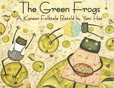 The Green Frogs, Houghton Mifflin, 1996     review   Publishers Weekly    Kirkus