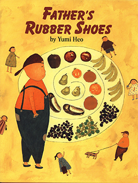 Father's Rubber Shoes, Orchard Books 1995  1996 Children's Books of Distinction, The Hungry Mind Review     review   Publishers Weekly    Kirkus