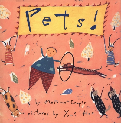 Pets, by Melrose Cooper, Henry Holt, 2996   review Publishers Weekly Kirkus