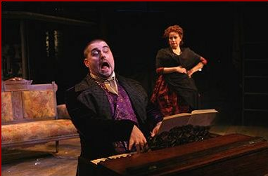 """Sweeney Todd"" at the Arden Theatre, PA"