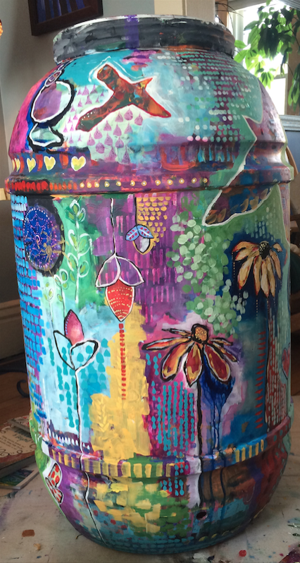 Eco Superior Rain Barrel