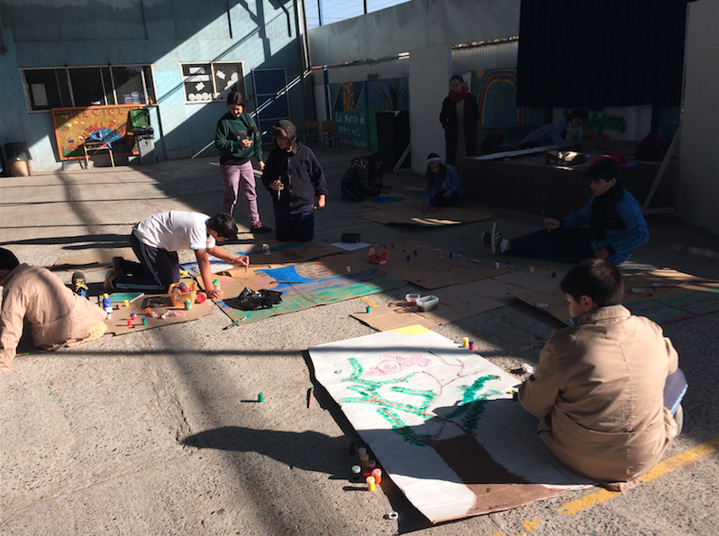Collaborative Youth Art Project