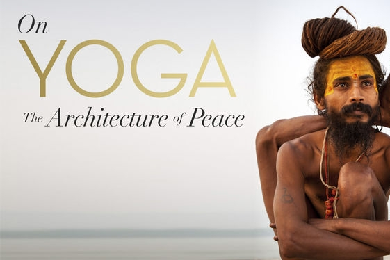 On Yoga: The Architecture of Peace  (full film is on netflix)