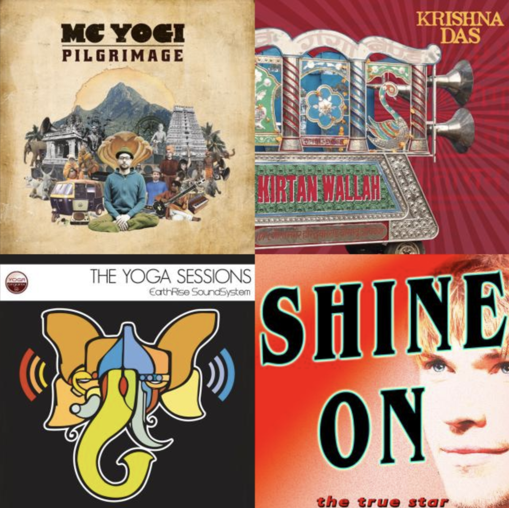 Painting as a Spiritual Practice Playlist on Spotify