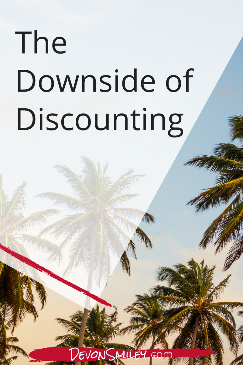 alternatives to discounts