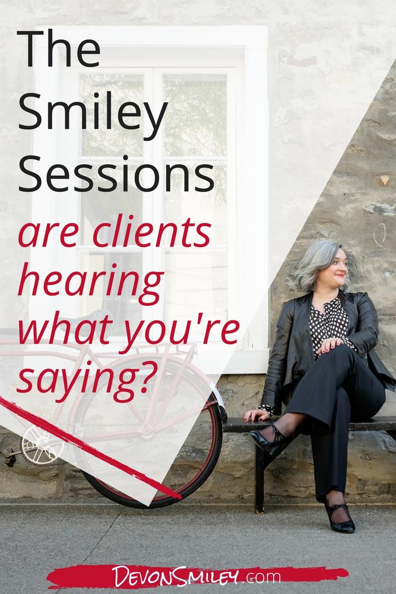 stop client confusion