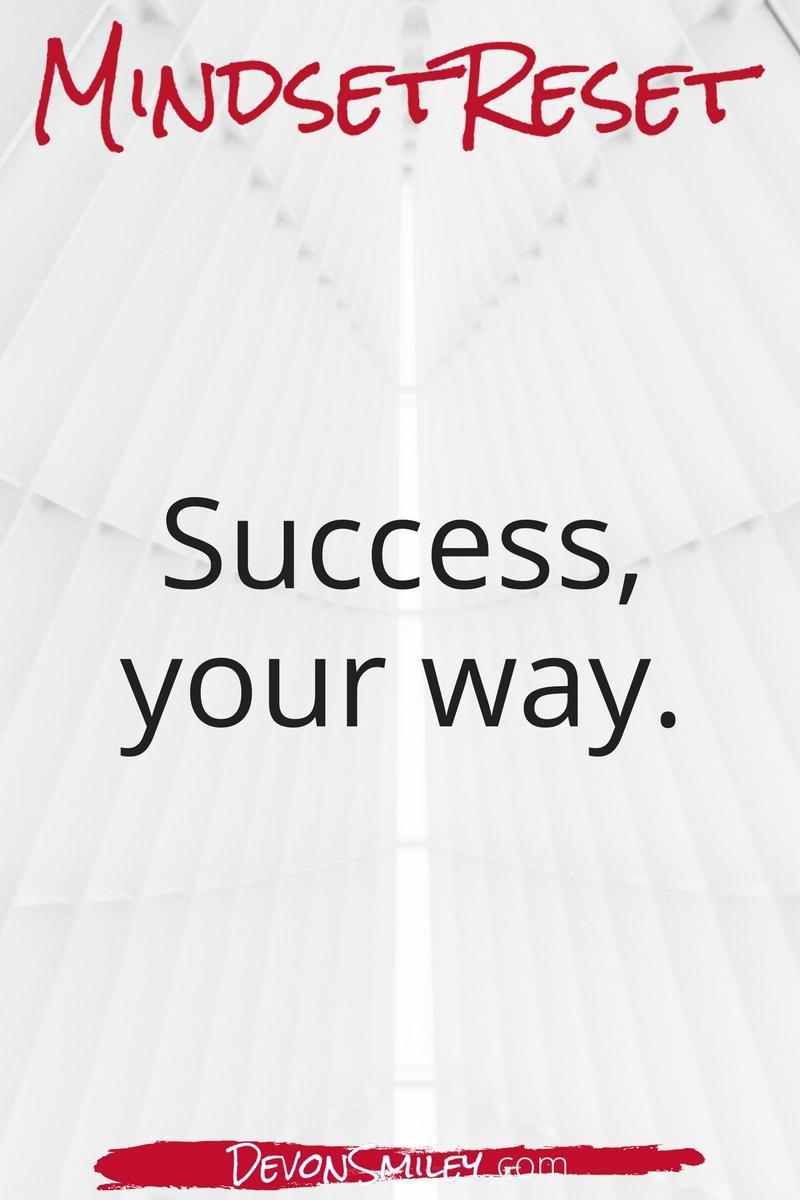 negotiation mindset define success