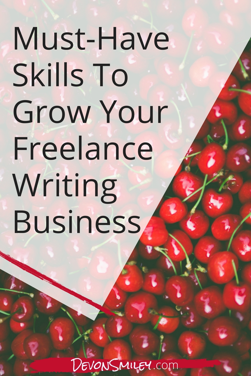 building a profitable business as a freelance writer