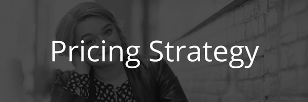 custom pricing strategy for entrepreneurs, freelancers, solopreneurs and small businesses