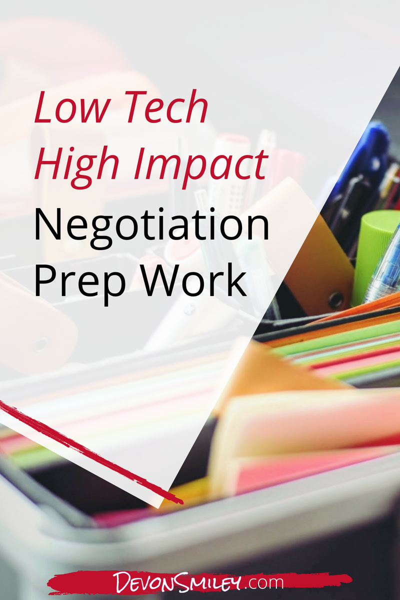 negotiation preparation is essential but doesn't have to be complicated for entrepreneurs startups and small businesses.png