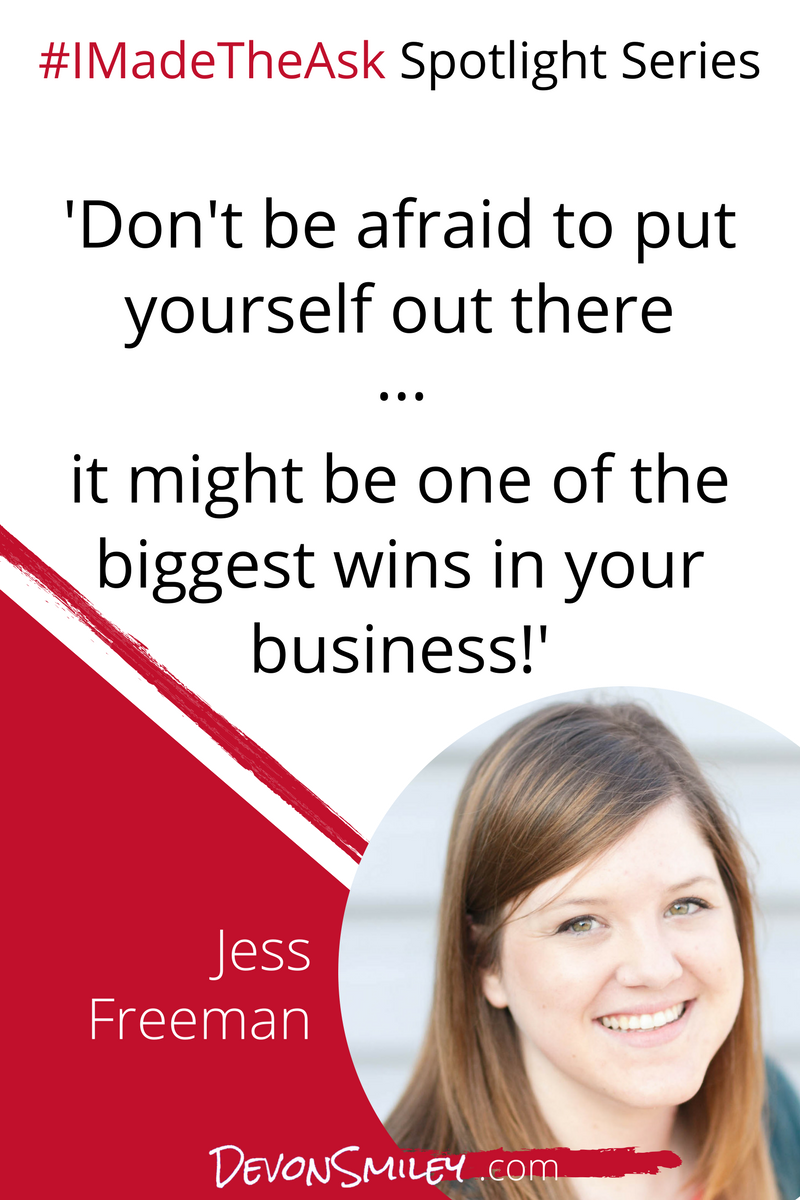 having the courage to negotiate can lead to big wins and strong ROI Jess Freeman.png