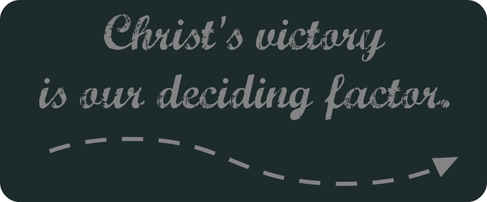 Christ's Victory