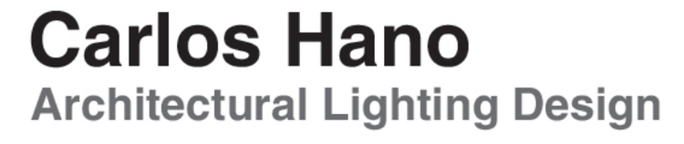 Carlos Hano Architectural Lighting Porfolio