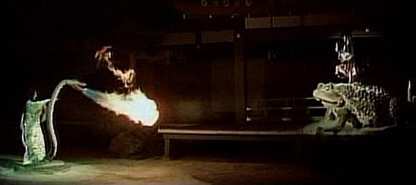 From Stan's childhood favorite movie,Satomi Hakken-den(1959)