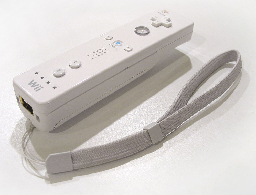 "A ""wii remote."" Photo credit: ""Wii Remote Image"" by Greyson Orlando"