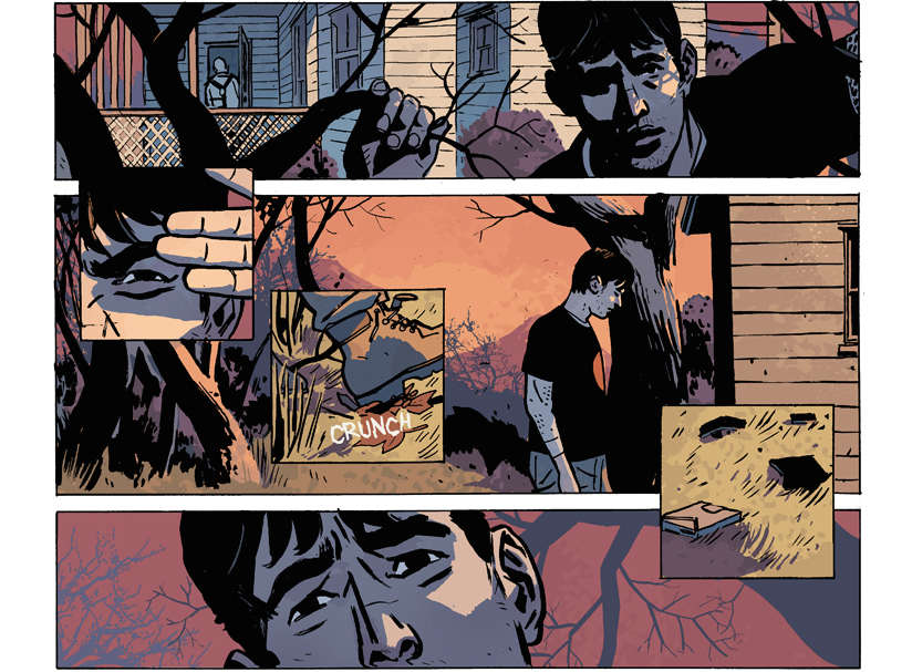 from Outcast