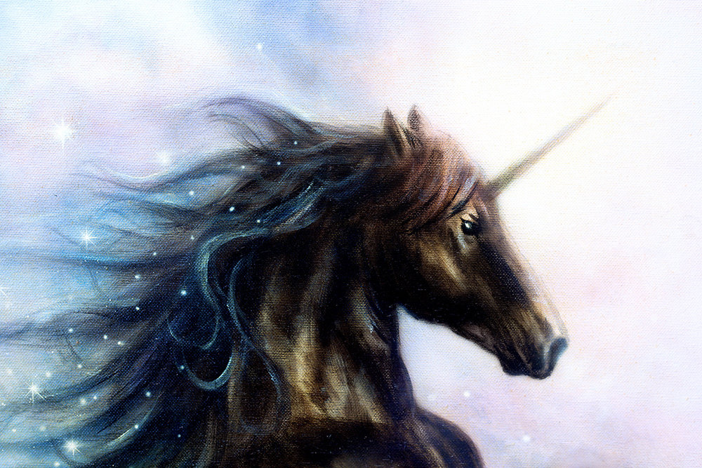 Jessica's new unicorn