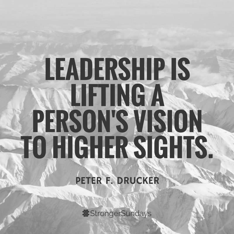Leadership by Peter Druckler