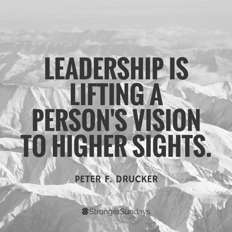 Leadership by Peter Druckler