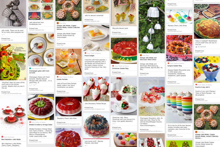 jello on pinterest