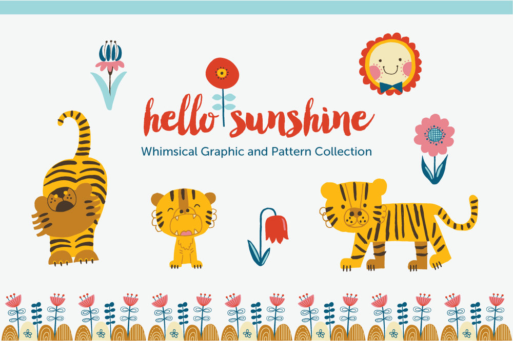 Creative Market Graphics, patterns, and digital products. Check it out >> here.