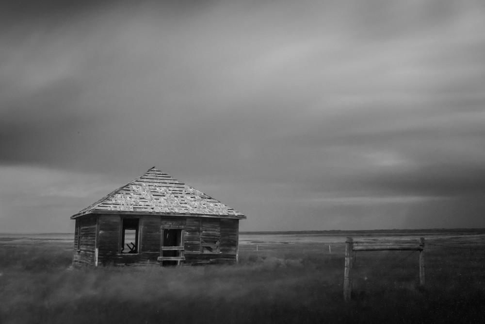 House near Hanna Alberta Fuji X100T 7.16
