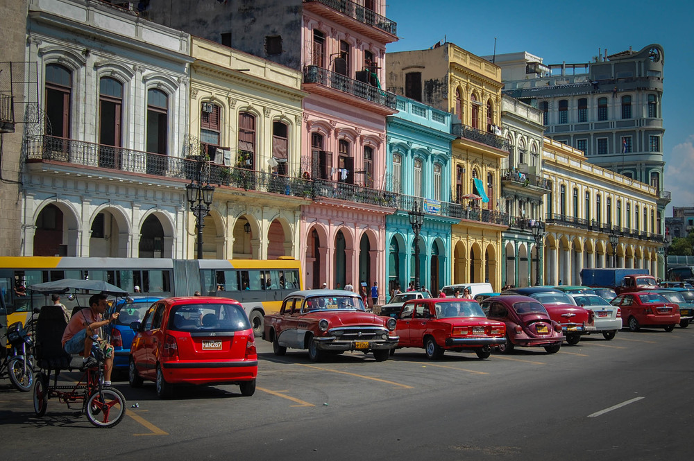 Old Havana Cuba Nikon D40, 18-55mm F3.5 3.13