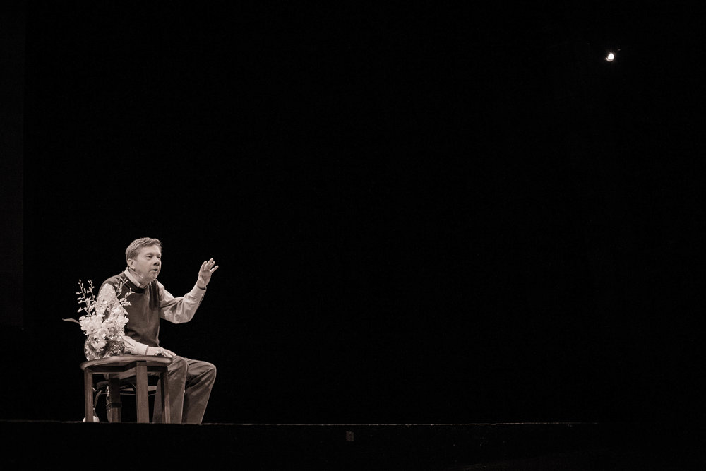 Eckhart Tolle Vancouver Fuji X100T 4.16   Photographing Eckhart