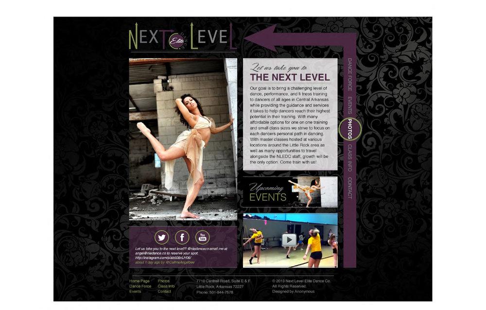 Next Level Elite Dance