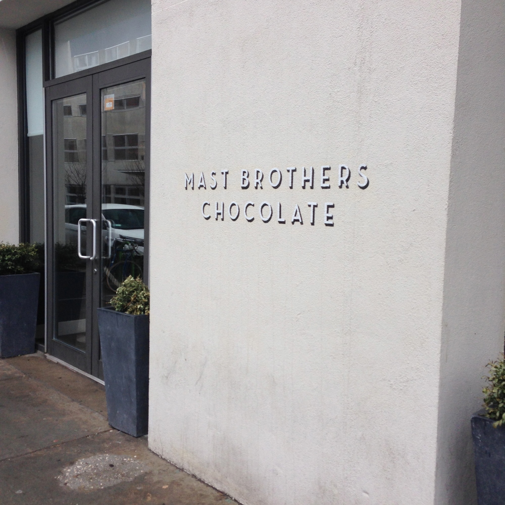 Exterior, Mast Brothers Chocolate, Williamsburg