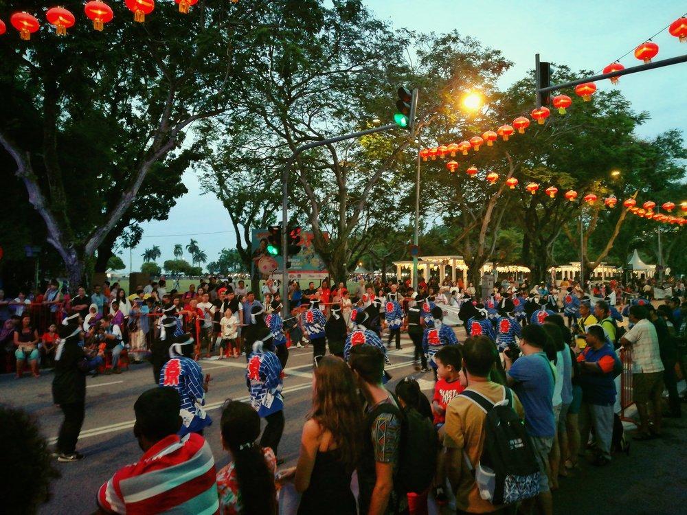 hop penang yosakoi festival 2018 1