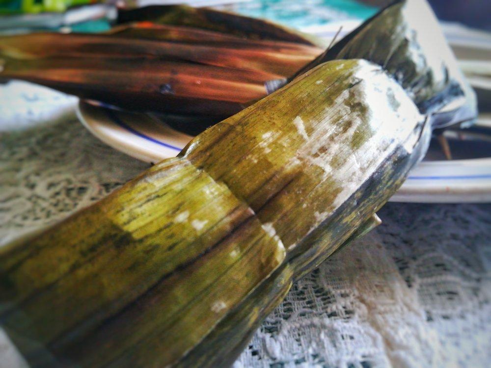 hop penang ramadan malay kueh snack lepat pisang wrap