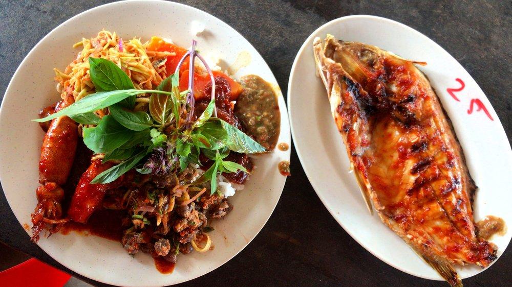 Restoran Kak Yan highlights Langkawi's delicious Kedahan accent
