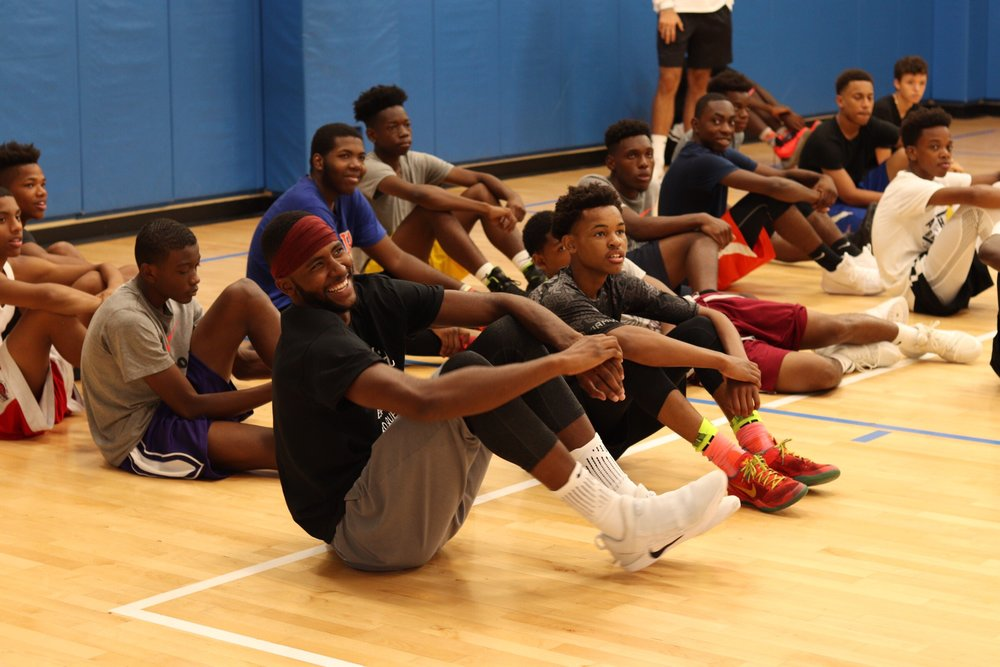 Local NBA star's Skills Academy transcends basketball - by Bryan Foncesca