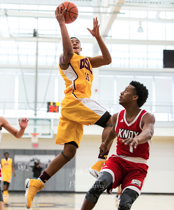 JARED RHODEN   Our Saviour Lutheran (NY) | Class of 2018