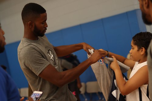 Featured in Forest Hills Times - Maurice Harkless made about 60 new friends this past weekend. At the Boys and Girls Club of Metro Queens in Jamaica, the 24-year-old NBA forward returned to his home borough to hold the first ever Maurice Harkless Skills Academy for middle and high school players. Read more: Forest Hills Times - Local NBA star s Skills Academy transcends basketball