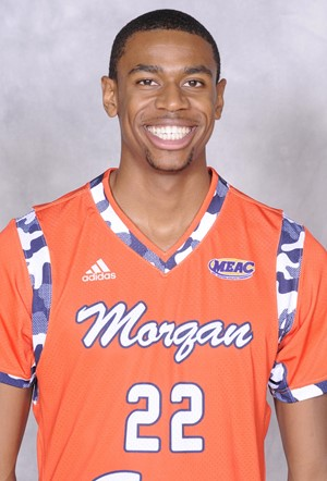 Phillip Carr  | Morgan State