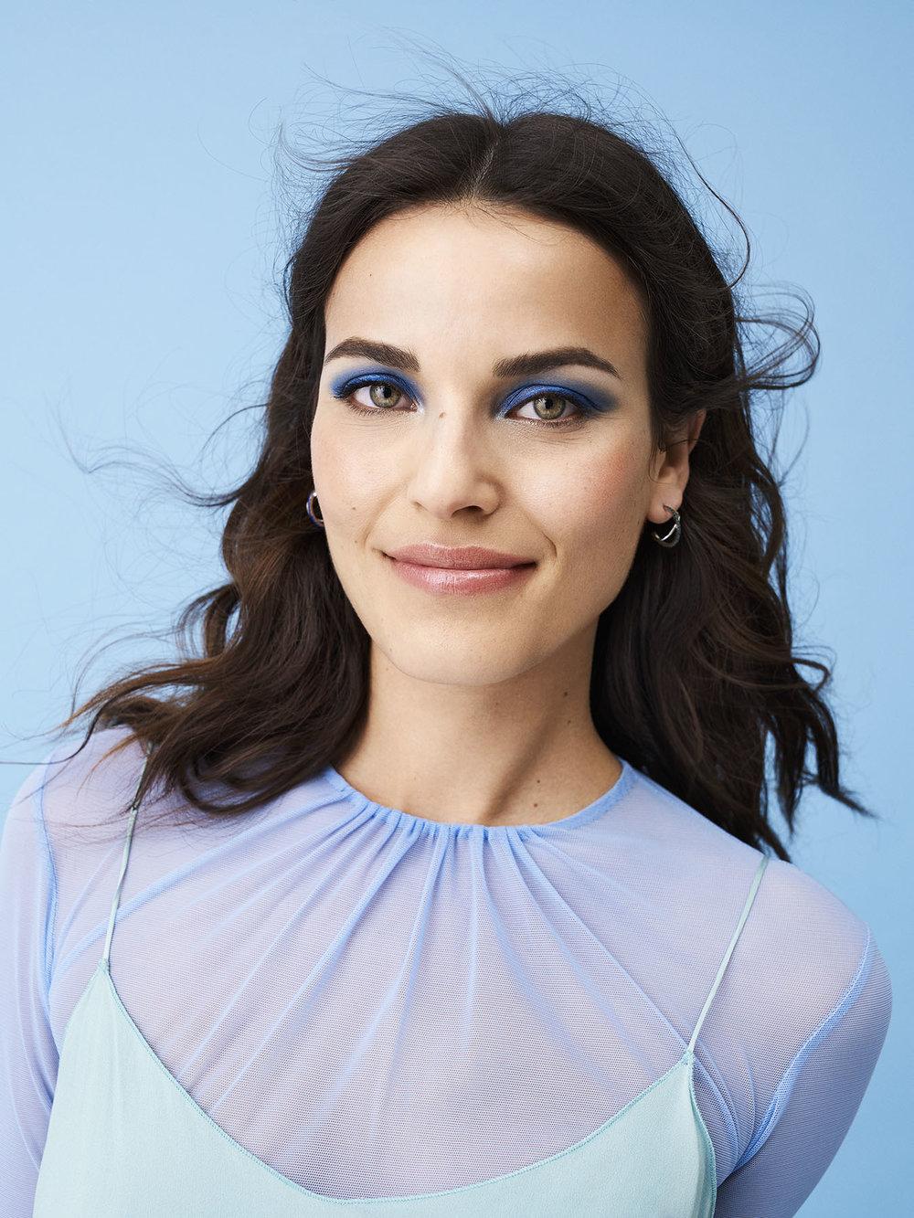 Photo: Nadya Wasylko  Hair: Jeanie Syfu  Makeup: Suzy Gernstein  Wardrobe: Morgan Gibbons  Manicure: Yukie Miyakawa  Model: Danielle Breier