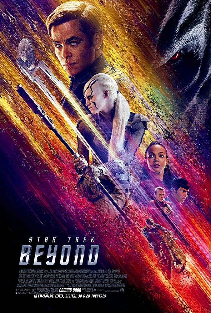Star Trek Beyond (2016) - Concept ArtistDirector: Justin LinVFX Supervisors: Raymond Chen