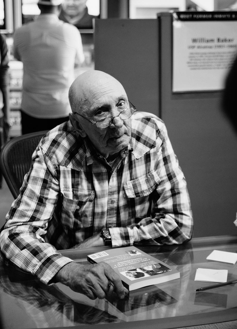 William G. Baker, former inmate at Alcatraz