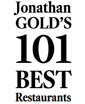 Jonathan Gold's 101 Best Restaurants- 2014  by LA Times- Jonathan Gold   Read Article
