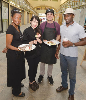 Downtown's Next Foodie Hub - 2014  by Downtown News   Read Article