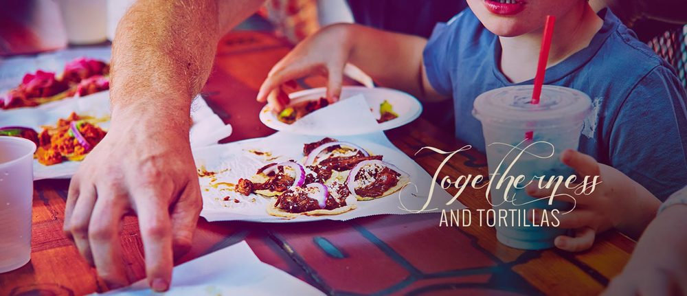 Togetherness and Tortillas - 2014  by Preserve.us   Read Article