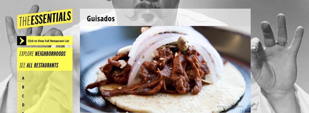 2015 LA Weekly: 99 Essential Restaurants