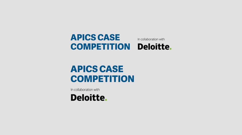 APICS Case Competition: Type Lockups