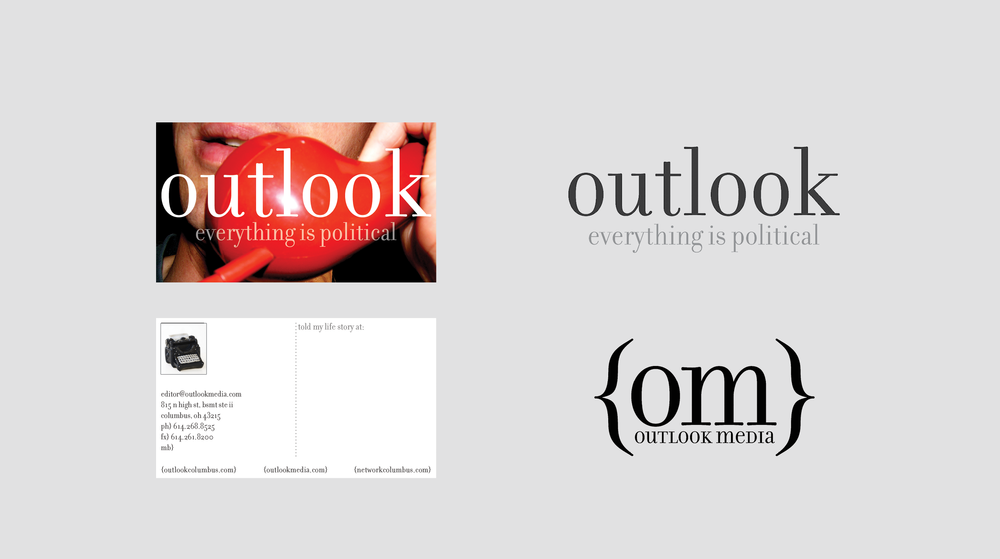 Outlook Media: Branding & Art Direction