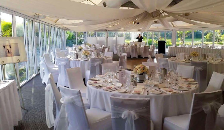 Wedding reception xqisit weddings events we have have hire packages that can be tailored to any wedding budget we can also substitute items within package if required junglespirit Choice Image