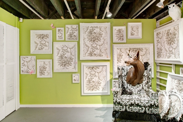 Excerpts from Disparate Dream (RESIDUE Exhibition)