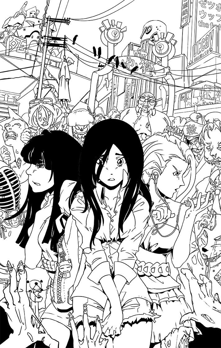 Tokyo Zombies